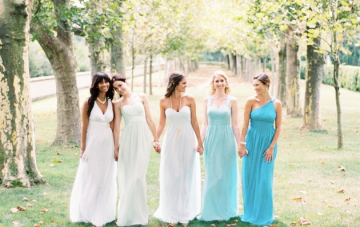 Chic New Donna Morgan Bridesmaids Dresses For Spring 2014