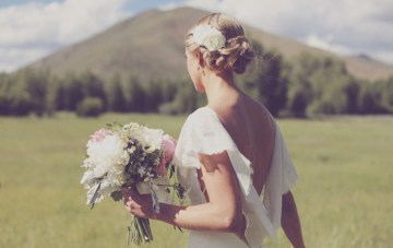 Epic Rustic Wedding In Sun Valley, Idaho