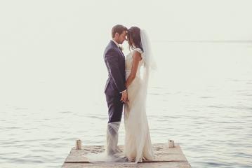 beach wedding | Closer To Love Photography