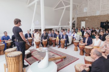 DIY Woodsy Wedding in Belgium | Jonas Peterson Photography 24
