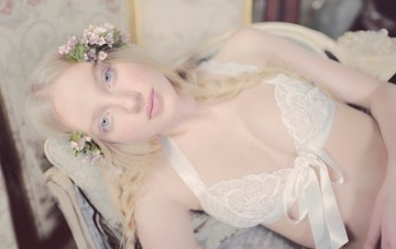 Erin Fetherston & Cosabella Bridal Lingerie Collection