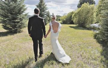 Romantic Rustic Wedding Film in Idaho