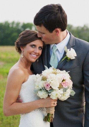 Skeleton Key Wedding In Texas | Christa Elyce Photography 30