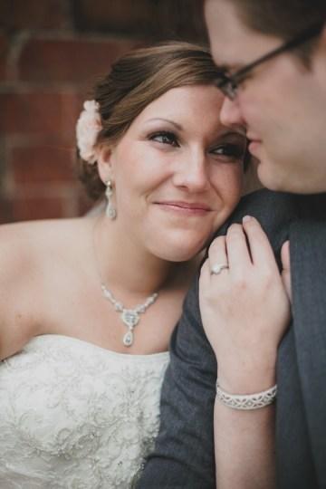 Teal and Coral DIY Wedding | Jennifer Van Elk Photography | Bridal Musings 2