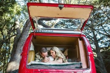 VW Bus Engagement Shoot | Anita Martin Photography 18