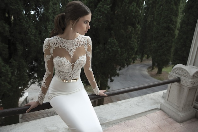 Berta wedding dress collection winter 2014 part 2 bridal musings junglespirit Image collections