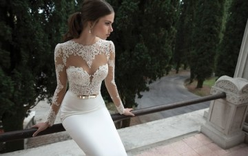 Berta Wedding Dress Collection Winter 2014 Part 2
