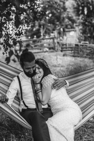 Intimate Bohemian Wedding In A Meadow | Melissa Milis Photography | Bridal Musings 12