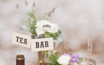 Magical Winter Forest Wedding Inspiration Shoot | Jenny Cruger | Bridal Musings Wedding Blog39