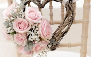 Pink and Grey Polka Dot Wedding | Dasha Caffrey Photography | Bridal Musings Wedding Blog 31