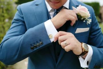 Pink and Grey Polka Dot Wedding   Dasha Caffrey Photography   Bridal Musings Wedding Blog 44