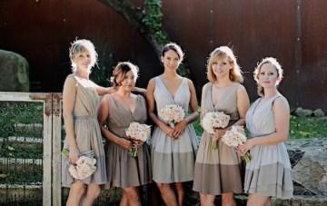 Reem Acra wedding dress | chic California wedding | Traci Griffin Photography | Bridal Musings 2
