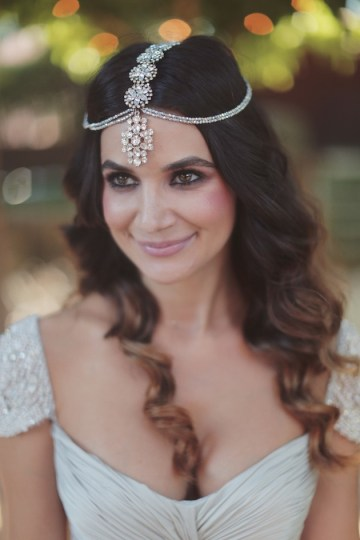 Reem Acra wedding dress | chic California wedding | Traci Griffin Photography | Bridal Musings 57