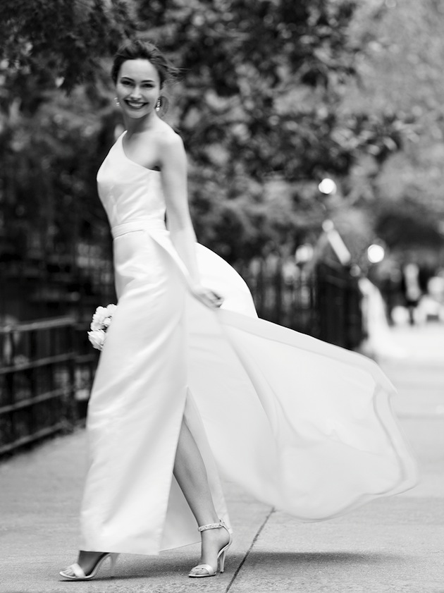 Ann Taylor's Chic New Wedding Collection