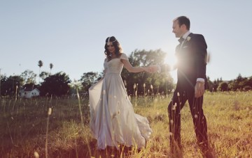 This Stylish, Slick & Fun Wedding Film Will Knock Your Socks Off!