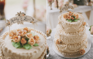 pink and mint wedding   Beca Companioni Photography   Bridal Musings Wedding Blog 2