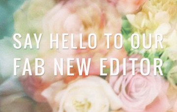 Introducing Bridal Musings' New Editor, Claire!