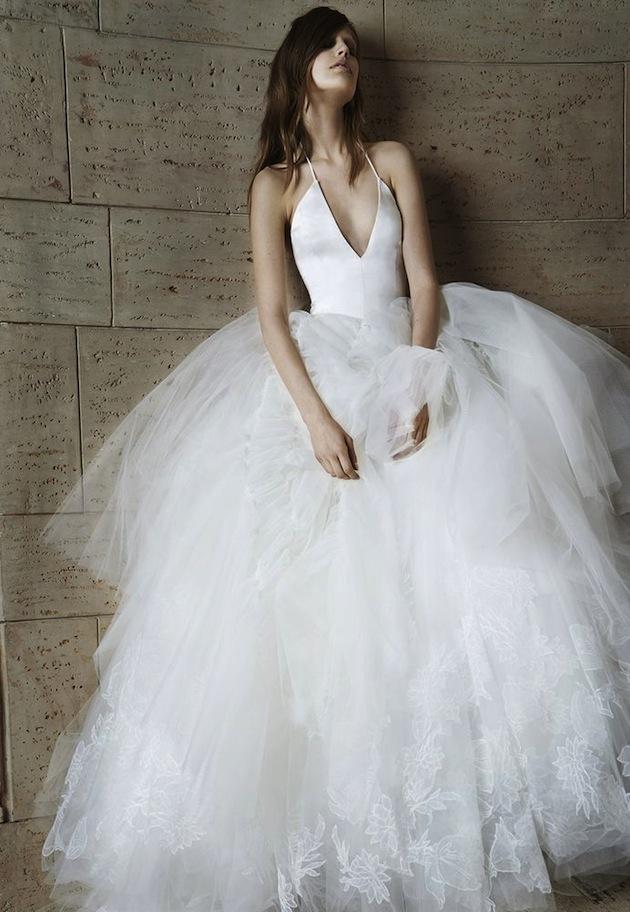 Vera Wang Wedding Dress Collection Spring 2015 Bridal Musings