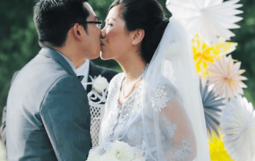 Romantic Wedding Film with a Wonderful Couple by Brandon Hill Stories