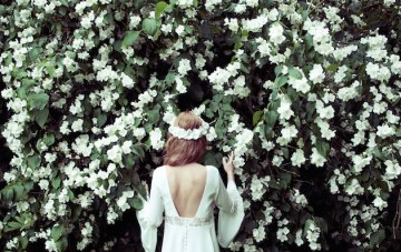 Ethereal Gowns for Bohemian Brides: Elise Hameau Wedding Dress Collection