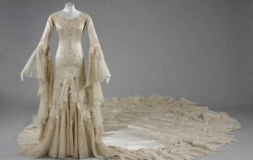 Swoon-worthy, Cultured and Educational;  V&A Wedding Dresses 1775-2014