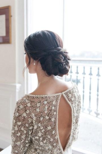 Beautiful Baroque Bridal Shoot | Linen and Silk Weddings | Fiona Kelly Photography | Bridal Musings Wedding Blog 26