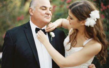 Father of The Bride (or Groom!); 30 Gorgeous Fatherly Wedding Moments