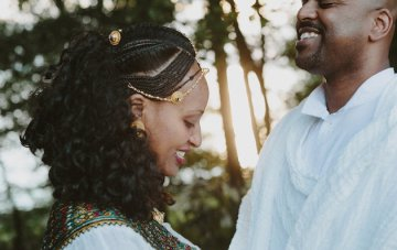 Amazing Traditional Eritrean Wedding in British Columbia (with 1000 guests!)