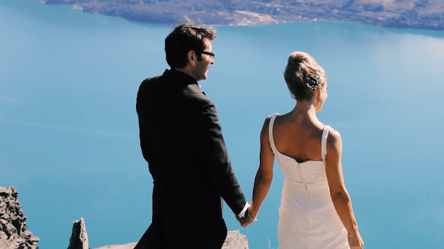 This Wedding Film Will Make You Laugh, Cry, and Want to Move to New Zealand!