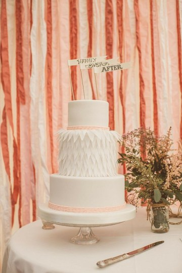 Textured Wedding Cakes | Ivory and Rose Cake Company | Bridal Musings Wedding Blog 8