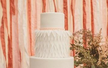 Textured Wedding Cakes   Ivory and Rose Cake Company   Bridal Musings Wedding Blog 8