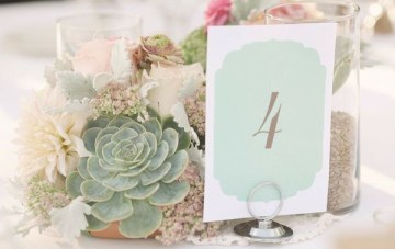 Your Ultimate Inspiration Guide for Featuring Succulents in Your Wedding