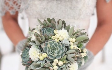 Ultimate Inspiration Guide for Succulents at your Wedding   Bridal Musings Wedding Blog 9