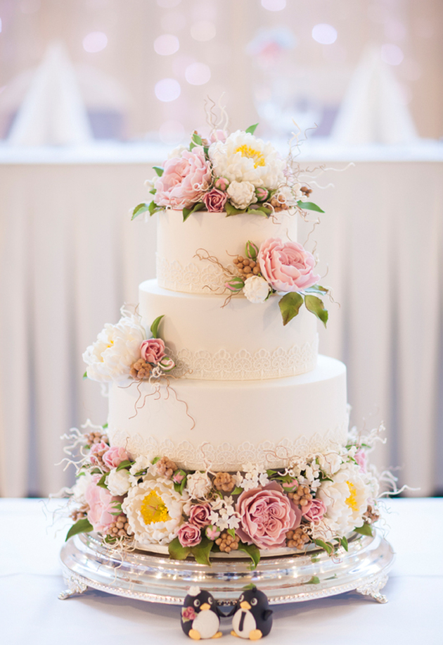 2014 Wedding Cake Trends #5 – Vintage Vittles