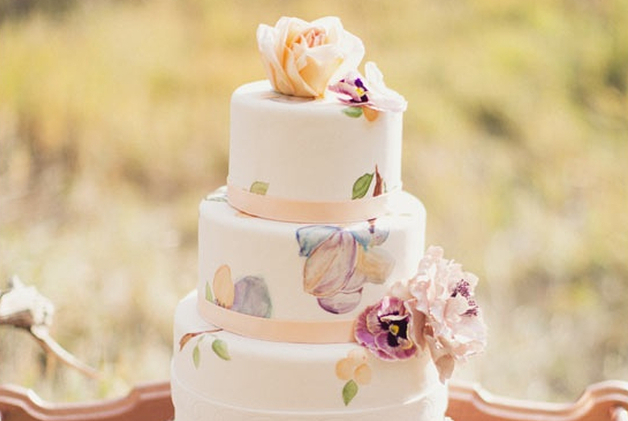 wedding cakes images 2014 2014 wedding cake trends 5 vintage wedding cakes bridal 24556