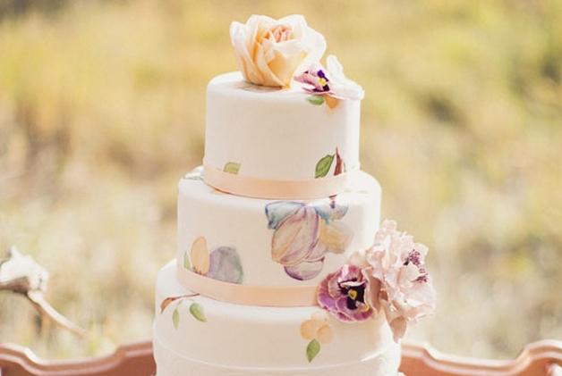 2014 Wedding Cake Trends 5 Vintage Wedding Cakes Bridal