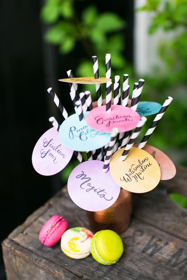 Cute Cocktails: 18 Ideas to Wow Your Guests From the Very First Sip