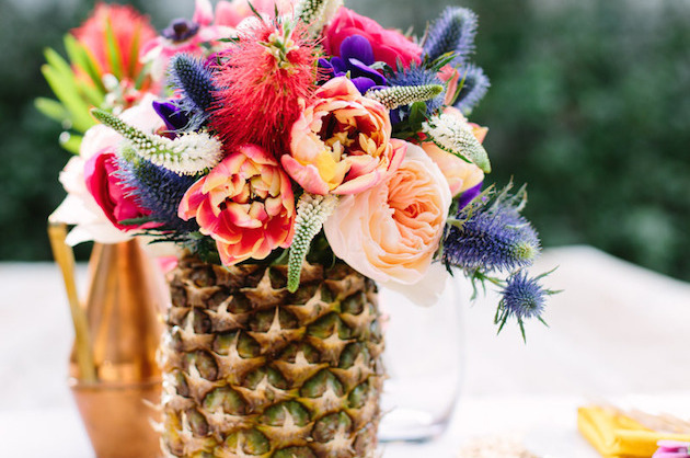 Super Ripe Romance | Fresh Fruit Wedding Inspiration @QU22