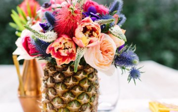 Ripe Romance; Fresh Fruit Wedding Inspiration
