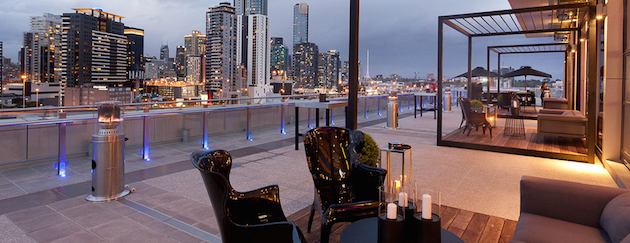 The 10 Coolest Rooftop Wedding Venues In The World