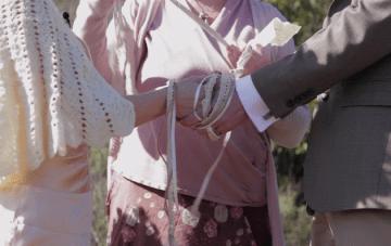 Beautiful and Intimate Malibu Hillside Wedding Film