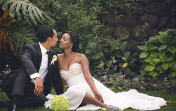 Elegant Ethiopian Wedding Filled With Love, Laughter & Lots of Dancing!