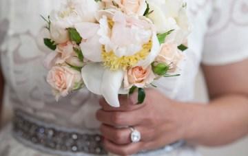 Gorgeous City Hall Wedding | Silvana DiFranco Photography | Bridal Musings 13
