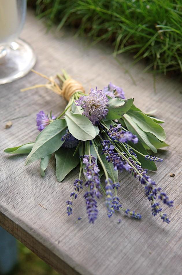 Herb Wedding Ideas   Herb Bouquets   Bridal Musings Wedding Blog 2