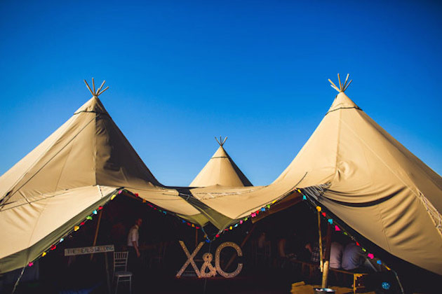 Ultimate Guide To Wedding Tents, Marquees, Yurts, Tipis   Bridal Musings Wedding Blog 8