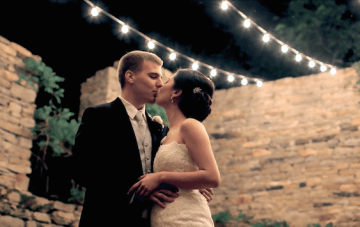 Beautiful Wedding Film with the Most Gorgeous Ceremony Venue