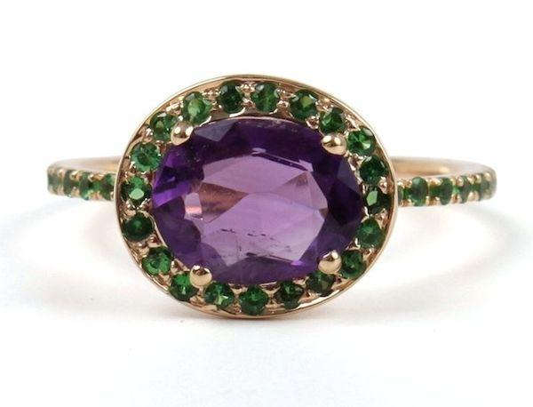 Diamond Alternatives For Engagement Rings | Gemstones for Engagement Rings | Bridal Musings Wedding Blog 20