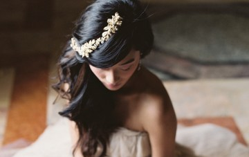 Show-Stopping Hair Accessories; Enchanted Atelier by Liv Hart 2015 Collection
