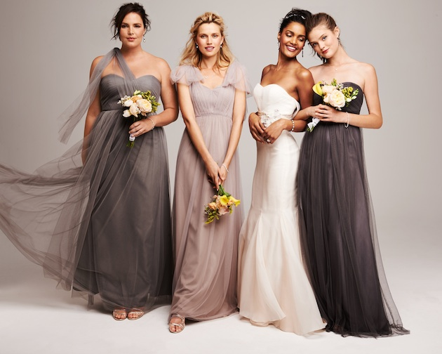 c3d6e93c428 Romantic Bridesmaids Dress Style From Nordstrom