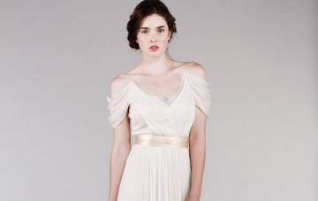 Perfectly Simple Wedding Dresses by Saja Wedding
